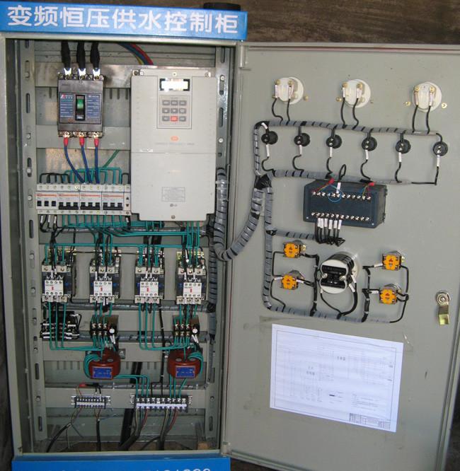 100安配电柜接线图